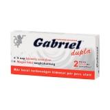Gabriel terhességi teszt DUPLA 2x