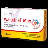 Idelyn Walurinal Max aranyvesszővel tabletta 10x