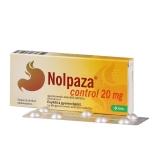 Nolpaza Control 20 mg gyomornedv-ellálló tabletta 14x