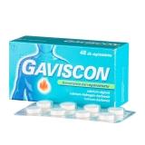 Gaviscon rágótabletta borsmenta ízű 48x