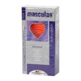 Óvszer Masculan 2 lila érdesített 10x