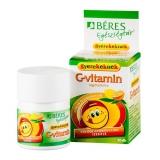 Béres Egészségtár C-vitamin rágótabletta gyerekeknek 30x