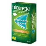Nicorette Freshfruit 4 mg gyógyszeres rágógumi 30x