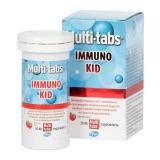 Multi-Tabs Immuno KID multivitamin rágótabletta gyerekeknek 30x