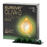 Eurovit Oliva-D 2200NE étrendkiegészítő kapszula 60x