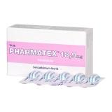 Pharmatex 18,9 mg hüvelykúp 10x