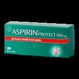 Aspirin Protect 100 mg gyomornedv ellenálló bevont tabletta 28x
