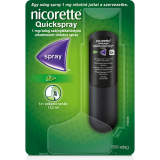 Nicorette Quickspray 1 mg/adag szájnyálk.alk.spray 13,2ml (150 adag)