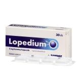 Lopedium 2 mg kemény kapszula 30x