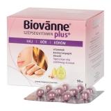 Biovanne Plus szépségvitamin kapszula 90x