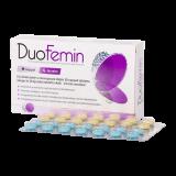 DuoFemin étrendkiegészítő tabletta 28x+28x