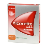 Nicorette Patch áttetsző 15 mg/16 óra transzdermális tapasz 7x
