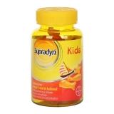 Supradyn Kids multivitamin gumicukor omega-3-mal és kolinnal 30x