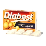 VitaPlus Diabest étrendkiegészítő kapszula cukorbetegeknek 32x
