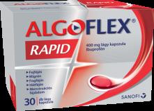 Algoflex Rapid 400 mg kapszula 30x