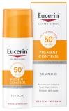 Eucerin Sun Pigment Control napozó fluid arcra FF50+ 50ml