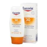 Eucerin Sun naptej extra könnyű 150 ml