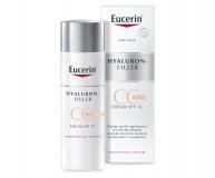 Eucerin Hyaluron-Filler CC ráncfeltöltő krém színezett Világos 50ml