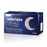 Valeriana Night Forte étrkiegészítő kapszula 60x