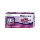 Béres Magnézium 375mg+B6 filmtabletta 60x