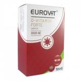 Eurovit D-vitamin 3000NE FORTE tabletta 90x