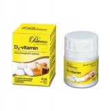 Patikárium D3-vitamin tabletta 60x