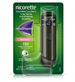 Nicorette Berrymint Quickspray 1 mg/adag szájnyálk.old.spray 1x1 (150 adag)