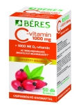 Béres C-vitamin 1000mg csipkebogyó kivonattal + D3 retard filmtabletta 50x