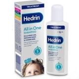 Hedrin All in One sampon tetűirtó 200ml