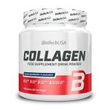 BioTech Usa Collagen italpor fekete málna 300g